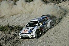 WRC - Bilder: Rallye Mexiko - Shakedown & Tag 1