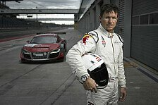 24 h N�rburgring - Extremsportler beginnt Rennsport-Karriere: Felix Baumgartner im Audi R8 am Start