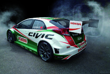 WTCC - Bilder: Honda Civic WTCC