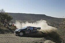 WRC - Kubica neuer Vierter: Mexiko: Bitteres Aus f�r Hirvonen und Meeke