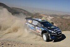 WRC - Die Stimmen zum Mittagsservice an Tag 2