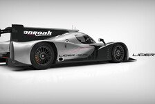 Le Mans Serien - Fertigstellung nahe: Ligier JS P2: Bolide steht vor Rollout