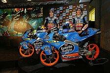 Moto3 - Mission Weltmeisterschaft auf Honda: Marquez und Rins wollen den Titel