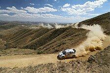 WRC - �stberg am Sonntag unter Rally2: Ogier dominiert dritten Tag in Mexiko