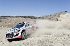 WRC - Fahren wie auf Eis: Rallye Mexiko: Tag 3 - Alle Fahrer, alle Stimmen