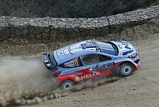 WRC - Neuville hofft auf drittes Mexiko-Podium in Folge