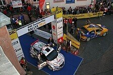 ADAC Rallye Masters - Wallenwein / Kopczyk �bernehmen die F�hrung : Strahlender Saisonstart rund um St. Wendel