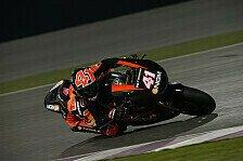 MotoGP - Espargaros: Test-Bestzeit und Schl�sselbeinbruch: Aleix Espargaro f�hrt schnellste Zeit in Katar