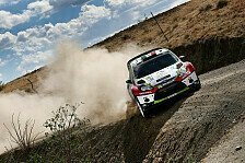 WRC - Jeden Tag ein kleiner Unfall: Guerra: Ford Fiesta RS WRC wie ein Panzer