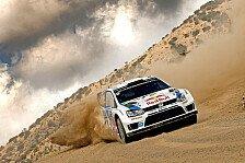WRC - Bilder: Rallye Mexiko - Tag 3