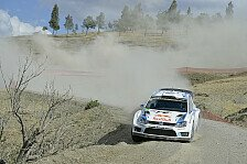 WRC - Drama um Meeke: Ogier gewinnt Rallye Mexiko