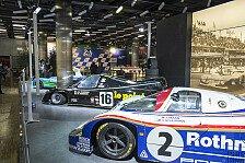 24 h von Le Mans - Le-Mans-Ausstellung in Genf