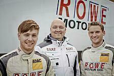 ADAC GT Masters - Hochkar�ter f�r die erste Saison: Maro Engel startet f�r Rowe Racing