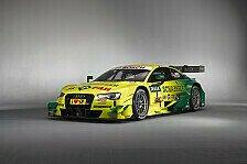 DTM - Der Wagen mit der Nummer 1: Neuer Look f�r Rockenfellers Audi