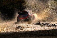 WRC - Balance zwischen Druck und Sicherheit: Trotz Mexiko-Podest: Hyundai-Ziele unver�ndert