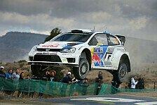 WRC - Bilder: Rallye Mexiko - Tag 4 & Podium