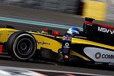 GP2 - Abt in zweiter Startreihe: Unter Flutlicht: Palmer in Bahrain auf Pole
