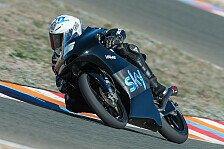 Moto3 - Hanika auf Platz zwei: Fenati f�hrt Tag eins in Jerez an