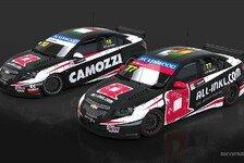 WTCC - Ex-Formel-1-Pilot am Steuer: M�nnich Motorsport setzt zwei Chevrolet Cruze ein