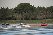 Blancpain GT Serien - Perera und Nissan erneut schnell: Le Castellet: Ferrari mit Bestzeit