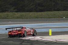 Blancpain GT Serien - Angriff im internationalen GT3-Sektor: Frankreich: Erfolgreicher Test f�r GT Corse