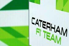 Formel 1 - Investoren nicht ausgeschlossen: Caterham dementiert: Stehen nicht zum Verkauf