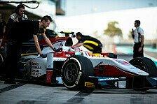 GP2 - Testfahrten in Abu Dhabi