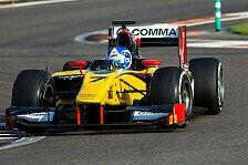 GP2 - Palmer wieder an der Spitze: Abu Dhabi, Tag 2: Flaggen-Orgie und Unfall