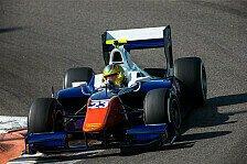 GP2 - Abt nach Unfall ausgeschieden: Cecotto triumphiert im Hauptrennen