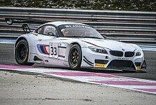 Blancpain GT Serien - Saison wird nicht einfach: Zanardi: Erfolgreicher Test in Le Castellet