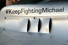 Formel 1 - F�r immer ein Teil der Mercedes-Familie: Zetsche widmet Schumacher den Australien-Sieg