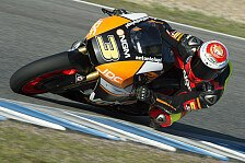 Moto2 - Testfahrten Jerez II