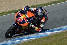 Moto3 - �ttl f�llt zur�ck: Miller schn�rt Bestzeiten-Doppelpack