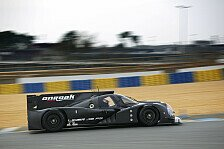 Le Mans Serien - Onroak-Projekt Ligier JS P2