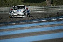 Blancpain GT Serien - Nissan knapp geschlagen: Le Castellet: Porsche-Trainingsbestzeit