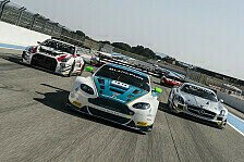 Blancpain GT Serien - Testtage in Le Castellet