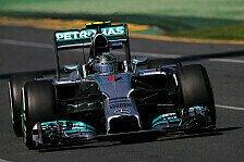 Formel 1 - Mercedes oder eine �berraschung?: Australien GP: Das Qualifying in Live-Ticker
