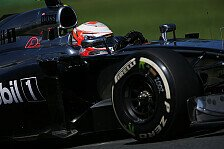 Formel 1 - �berzeugend bei schwierigen Bedingungen: Magnussen: St�rkstes Deb�t seit Hamilton
