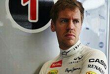 Formel 1 - Neues Reglement hilft Ricciardo: Massa: Vettel steht unter Druck