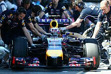 Formel 1 - Ecclestone: Regeln sind ein Witz: Ricciardo: Wir k�mpfen gegen Disqualifikation