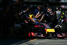 Formel 1 - Nervt das nicht?: Renault: Red Bull und Lotus wieder mit Problemen?