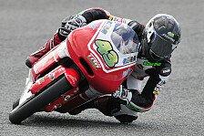 Moto3 - Gr�nwald macht Fortschritte, Ramos bei Sturz unverletzt: Kiefer Racing mit ersten Erfahrungen in Katar