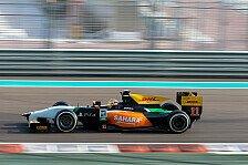 GP2 - Rossi Tagesschnellster: Bahrain-Test: Abt auf Platz eins und zwei