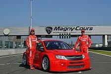 WTCC - Huff & Thompson am Steuer: Premiere f�r den Lada Granta TC1