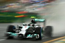 Formel 1 - Rollende Piloten?: Null Toleranz beim Spritverbrauch