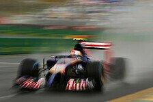 Formel 1 - Vergne verpasst zweite Startreihe knapp: Toro Rosso: Beide Autos in den Top-10