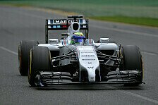 Formel 1 - Sorge vor der Verbesserung der anderen: Williams: Neue Teile? Fehlanzeige!