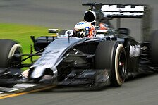 Formel 1 - Im Schatten des Rookies: Button: Regen top & gelbe Flaggen flop