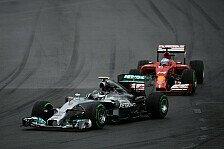 Formel 1 - Furcht vor dem Chaos: Gefahrenstelle Start: Knallt es am Sonntag?