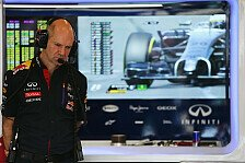 Formel 1 - Vereinheitlichung der Autos: Newey warnt: Formel 1 wird zur GP1